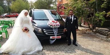 düğün aracı